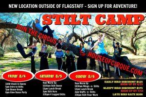 STILT CAMP 2017