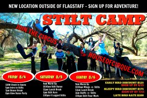 STILT CAMP RETREAT 2017