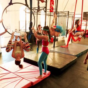 three queen circus june intensive 2017